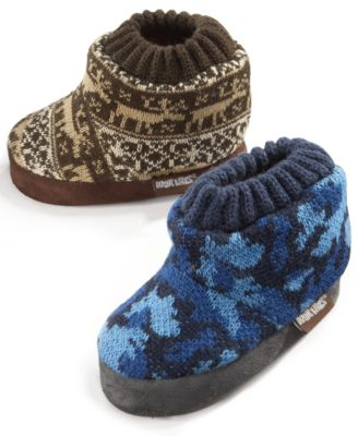 MUK LUKS® Boys Shortie Boot