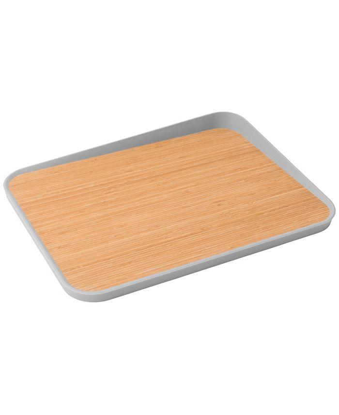 BergHOFF - Leo Bamboo Cutting Board Anti-slip- Gray