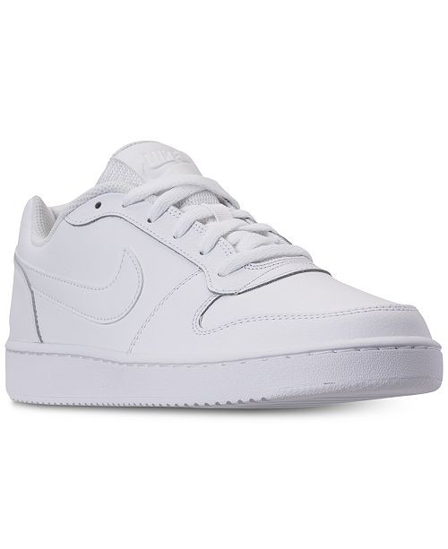 Nike Men's Ebernon Low Casual Sneakers from Finish Line ...