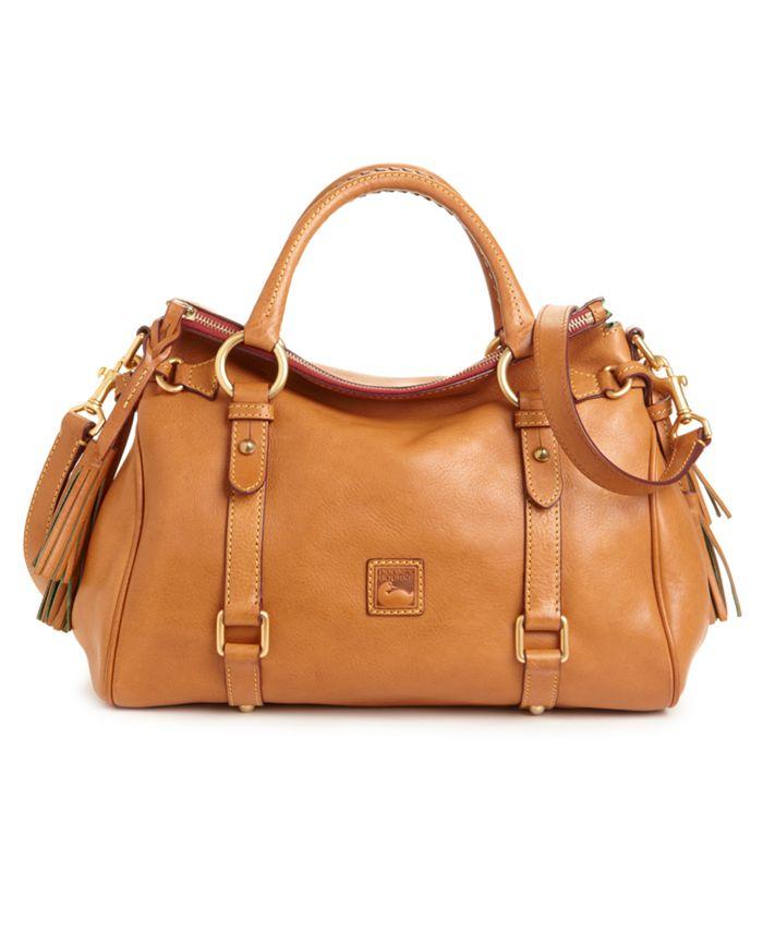 Dooney & Bourke - Handbag, Florentine Vachetta Small Satchel