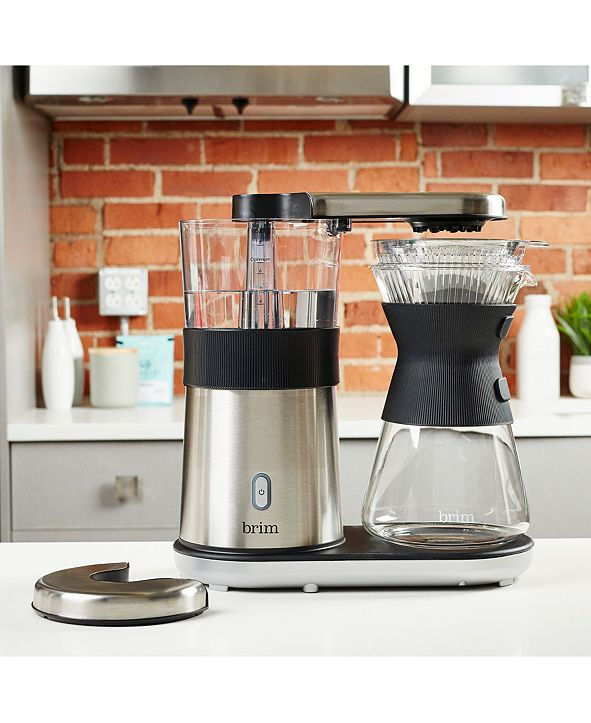 Brim 8-Cup Electric Pour-Over Coffee Maker & Reviews ...