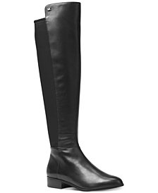 MICHAEL Michael Kors Bromley Leather Riding Boots
