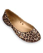 Crocs Shoes, Wiona Leopard Flats