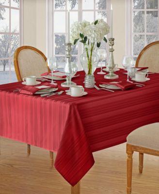 "Denley Stripe 60"" x 120"" Tablecloth"