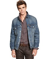 Levi's Jean Jacket: Buy a Levi's Jean Jacket at Macy's