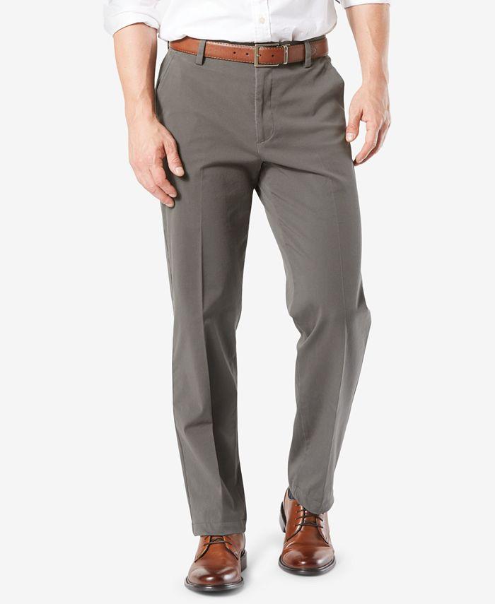 Dockers - Men's Big & Tall Classic-Fit Smart 360 Flex Stretch Workday Pants