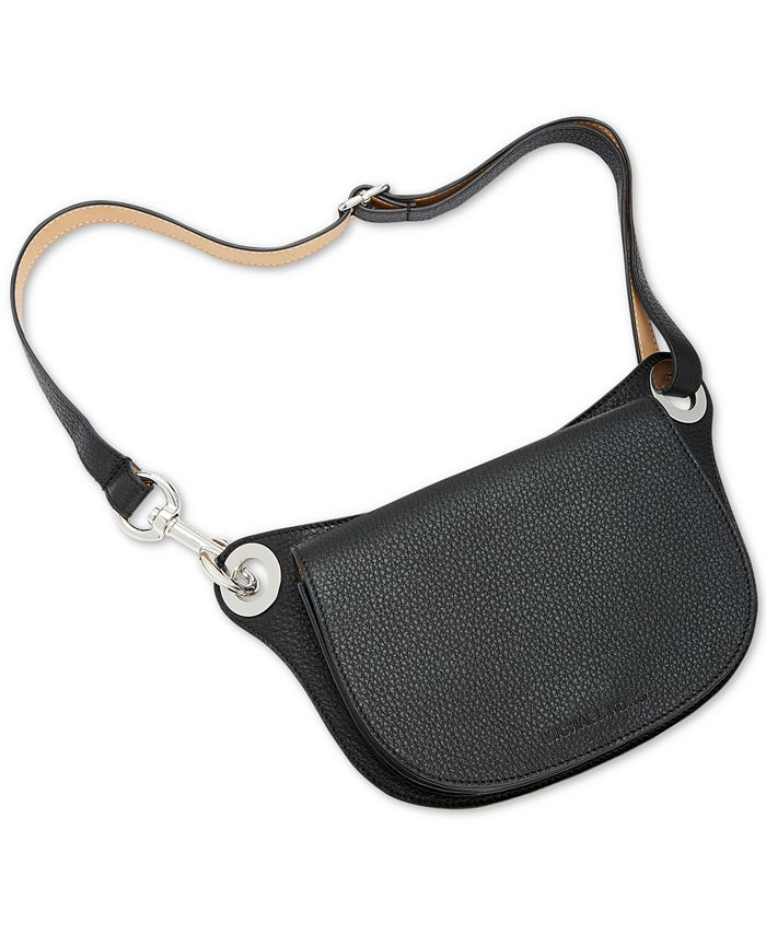 Michael Kors - Pebble Leather Oversized Fanny Pack