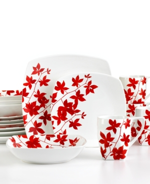 222 Fifth Dinnerware, Gloria 16 Piece Set