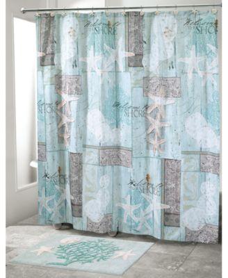Beachcomber Shower Curtain