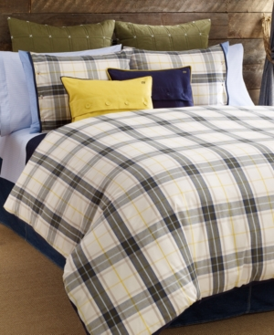 Tommy Hilfiger Bedding, Lake George European Sham Bedding