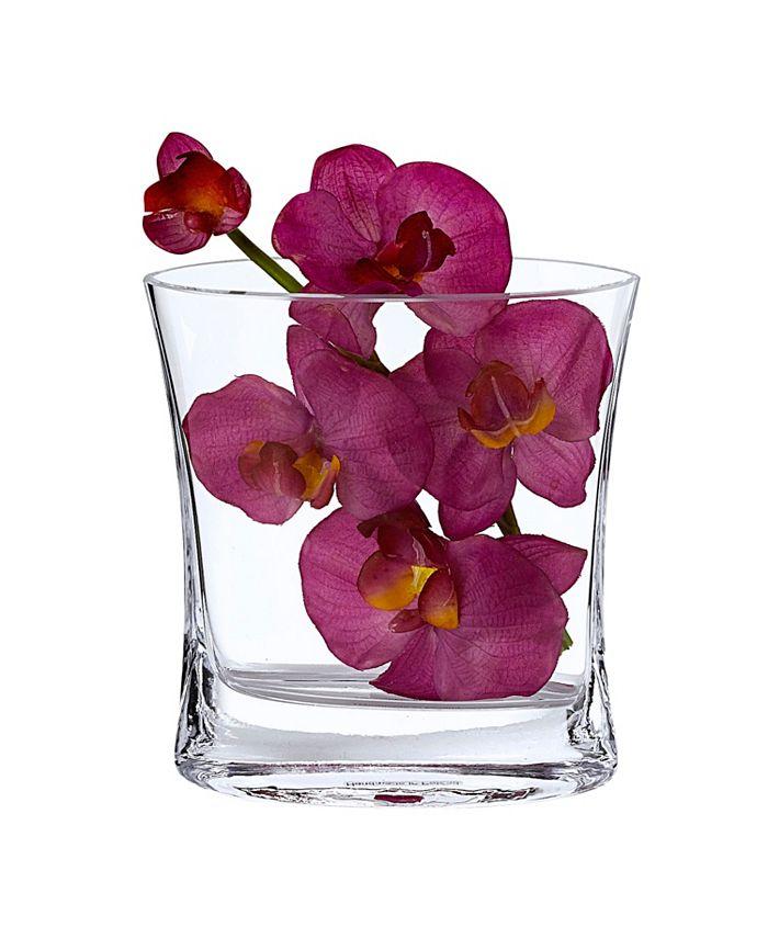 "Badash Crystal - Small Pocket Vase 7.75"""