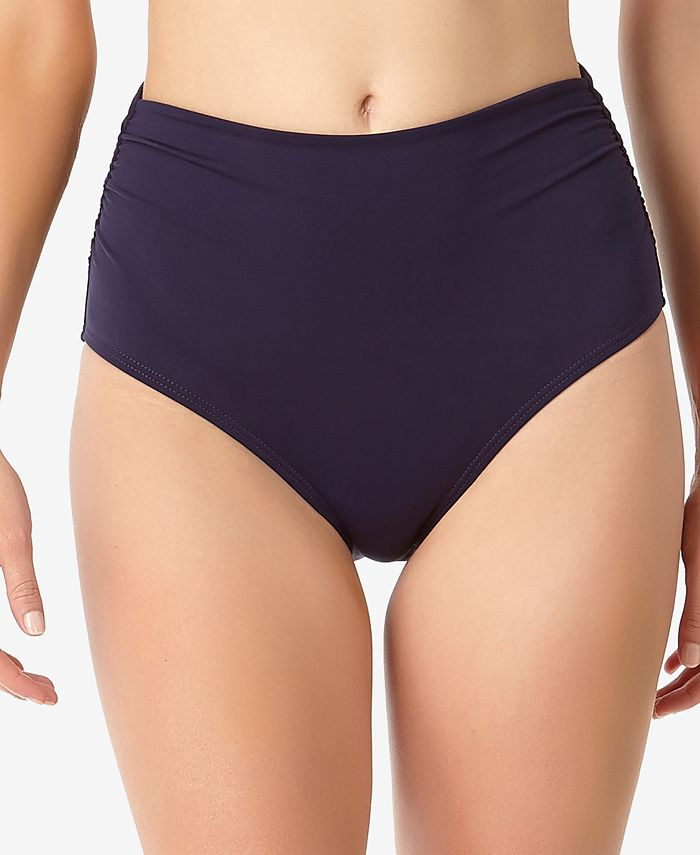 Anne Cole - Live In Color High-Waist Swim Bottoms