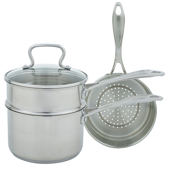 Range Kleen 4pc Stainless Steel Set
