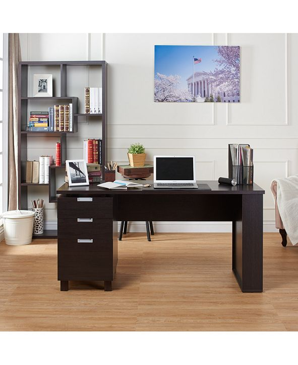 Furniture of America Nickolas Modern Office Desk