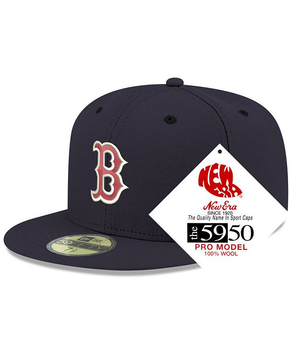 New Era Boston Red Sox Retro Classic 59FIFTY FITTED Cap
