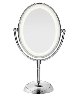 Conair Double Sided Lighted Makeup Mirror Price Beauty