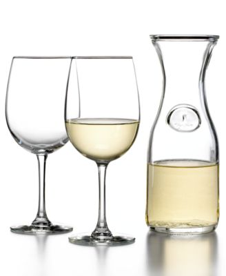 Luminarc Glassware, Party for Two Tulip Wine Set