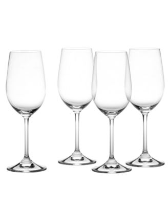 Marquis by Waterford Glassware, Set of 4 Vintage Classic White Wine Glasses