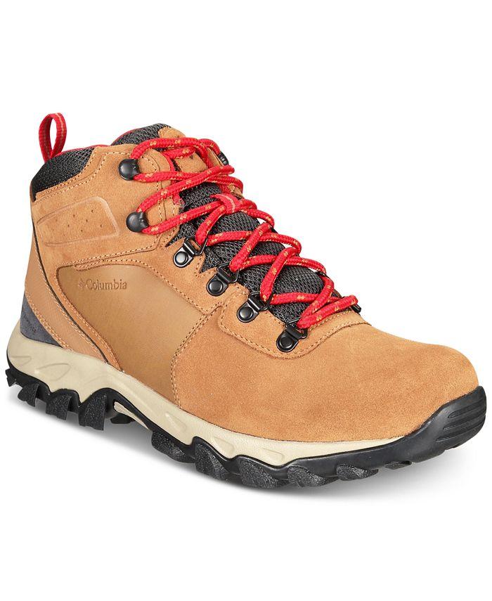 Columbia - Men's Newton Ridge Plus II Waterproof Boots
