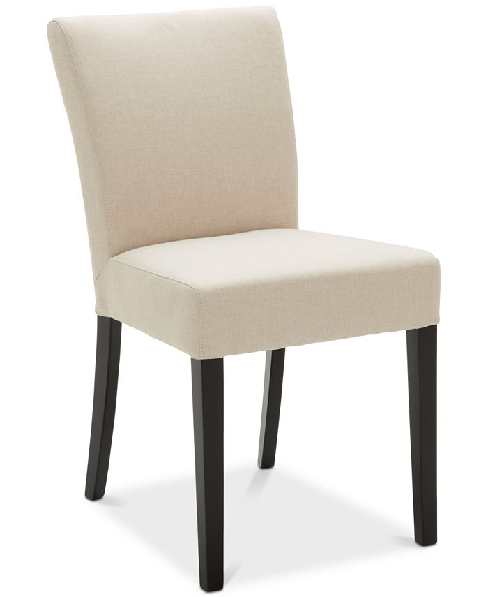 Furniture Closeout Tate Fabric Parsons Dining Chair Reviews Furniture Macy S