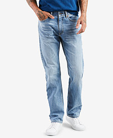 Levi's® Men's 505™ Regular Fit Straight Jeans