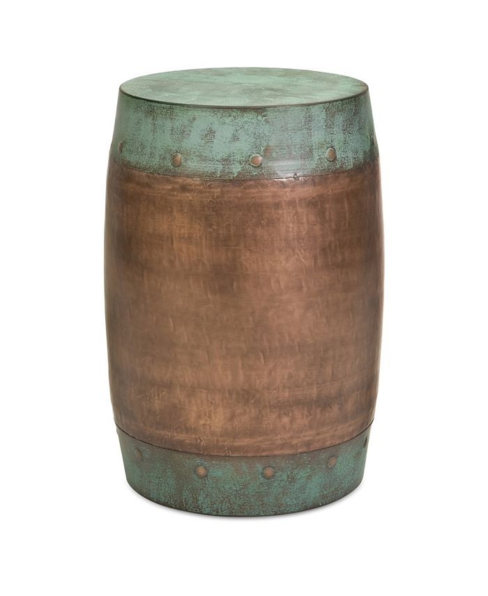 IMAX - Rania Copper Plated Stool