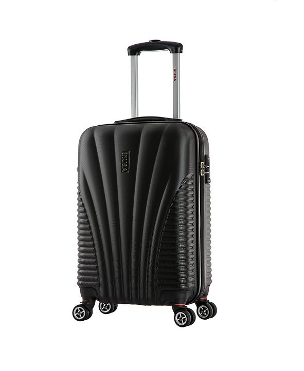 "InUSA Chicago 21"" Lightweight Hardside Spinner Carry-on Luggage"