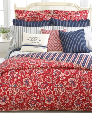 Lauren by Ralph Lauren Bedding, Villa Martine Full/Queen Quilt Bedding