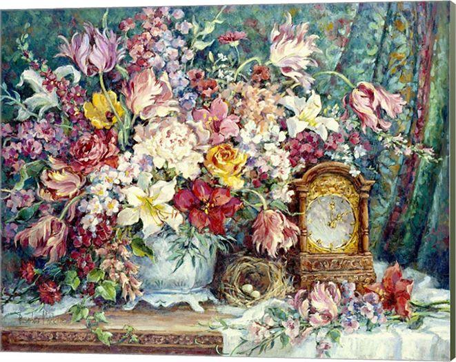 Metaverse Timeless Ambiance By Barbara Mock Canvas Art