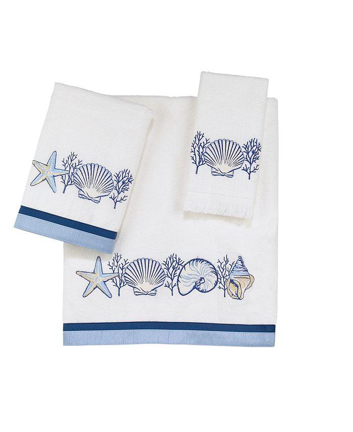 Avanti - Nassau Embroidered Hand Towel