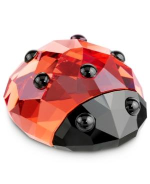 Swarovski Collectible Figurine, Lucky Ladybug