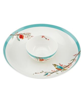 Lenox Simply Fine Chirp Chip and Dip