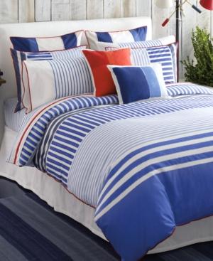 Tommy Hilfiger Bedding, Mariner's Cove King Sheet Set Bedding