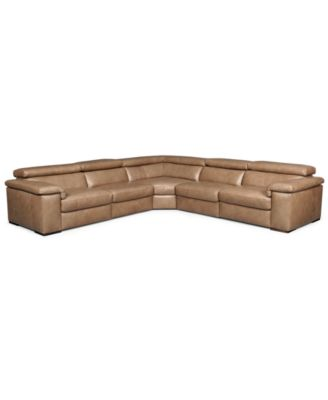 Leather Sectional: Find a Leather Sectional at Macy's