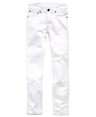 Kids White Jeans - Ray Jeans