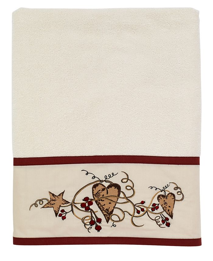 Avanti - Hearts and Stars Bath Towel