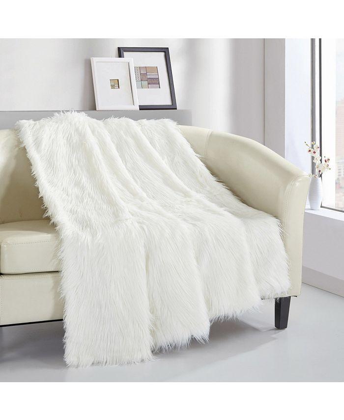 Chic Home - Penina 1-Pc. 50 x 60 Throw Blanket