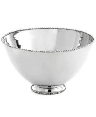 "Michael Aram 14"" New Molten Serving Bowl"