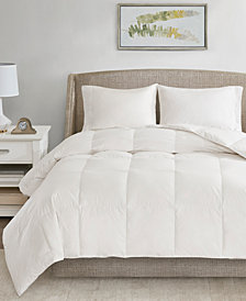 True North by Sleep Philosophy All Season Warmth Twin Oversized 100% Cotton Down Comforter