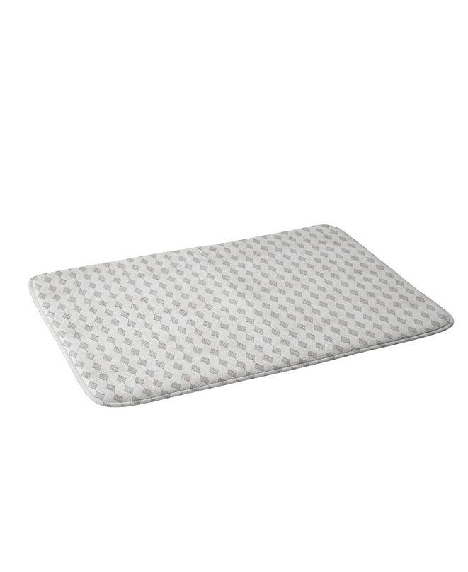 Deny Designs Holli Zollinger Boho Diamond Bath Mat