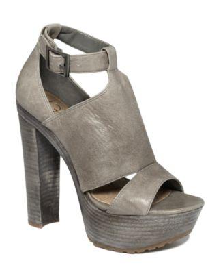 Jessica Simpson Shoes, Kylie Platform Sandals