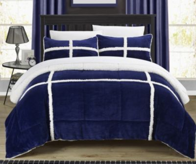 Chloe 3-Pc King Comforter Set