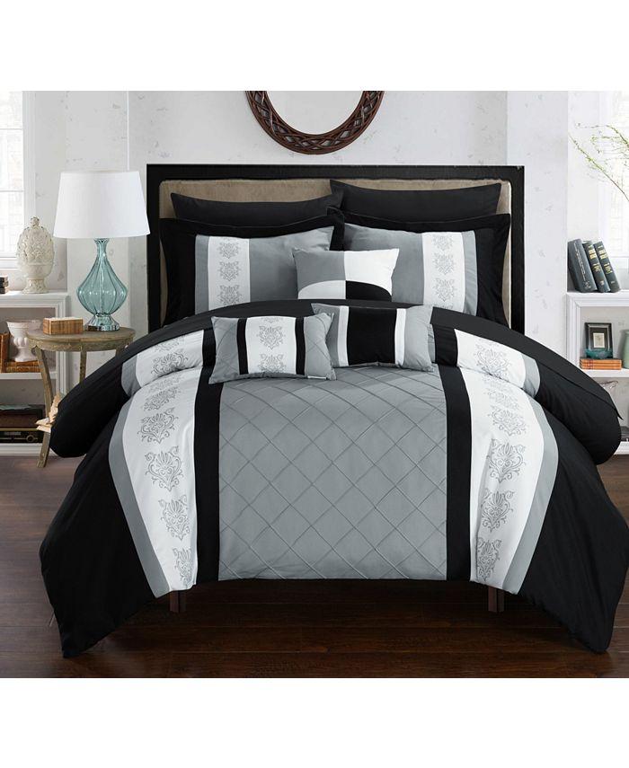 Chic Home - Clayton Comforter Set