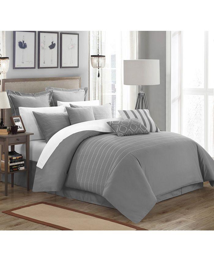 Chic Home - Brenton Comforter Set