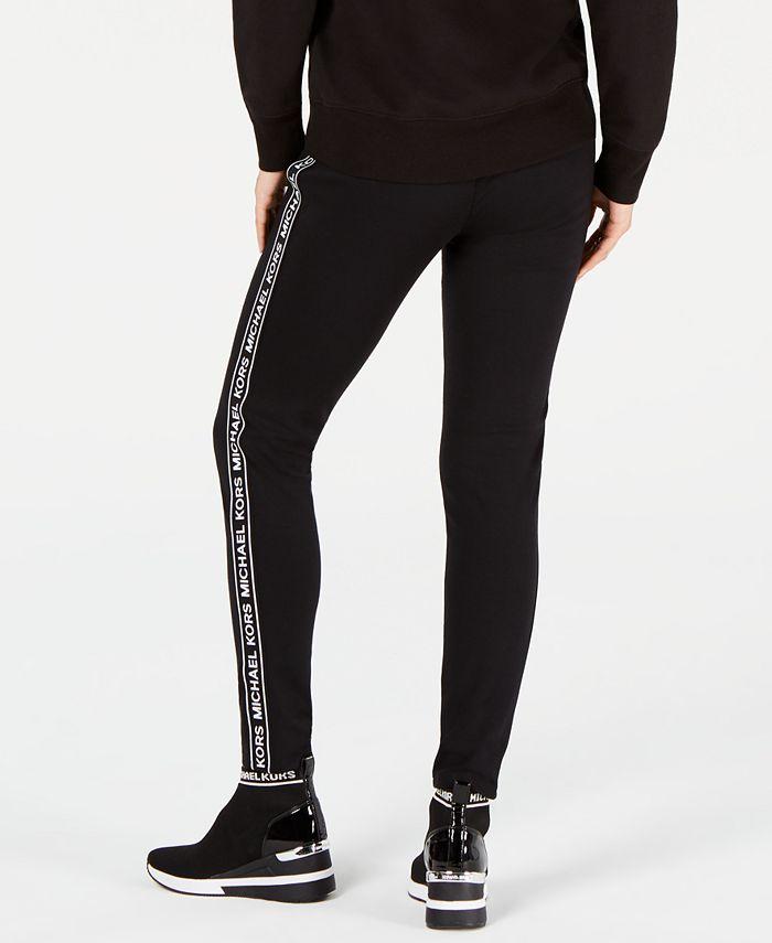 Michael Kors - Logo-Tape Jogger Pants