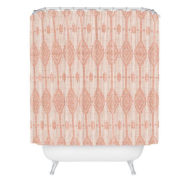 Deny Designs Heather Dutton West End Blush Shower Curtain