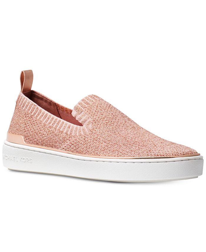 Michael Kors - Skyler Slip-On Sneakers