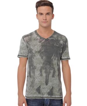 Buffalo David Bitton T Shirt, Nycab Graphic Tee