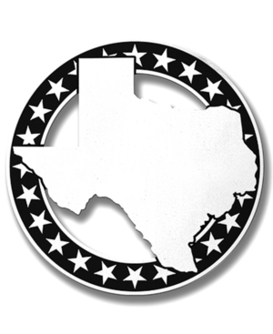 wilton armetale serveware, state of texas trivet
