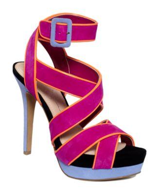 Jessica Simpson Shoes, Evangela Platform Sandals